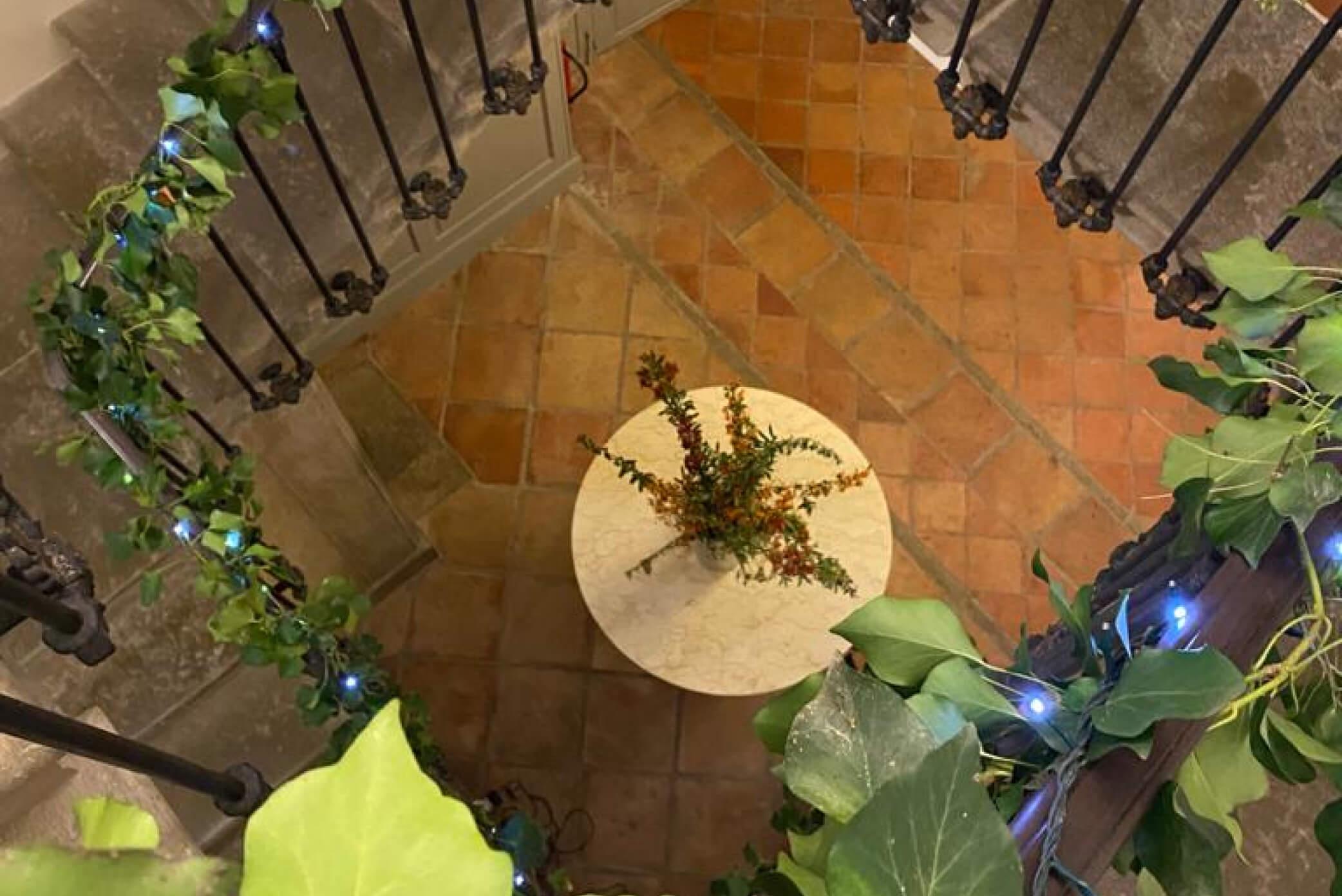 Hall Living spaces La Maison