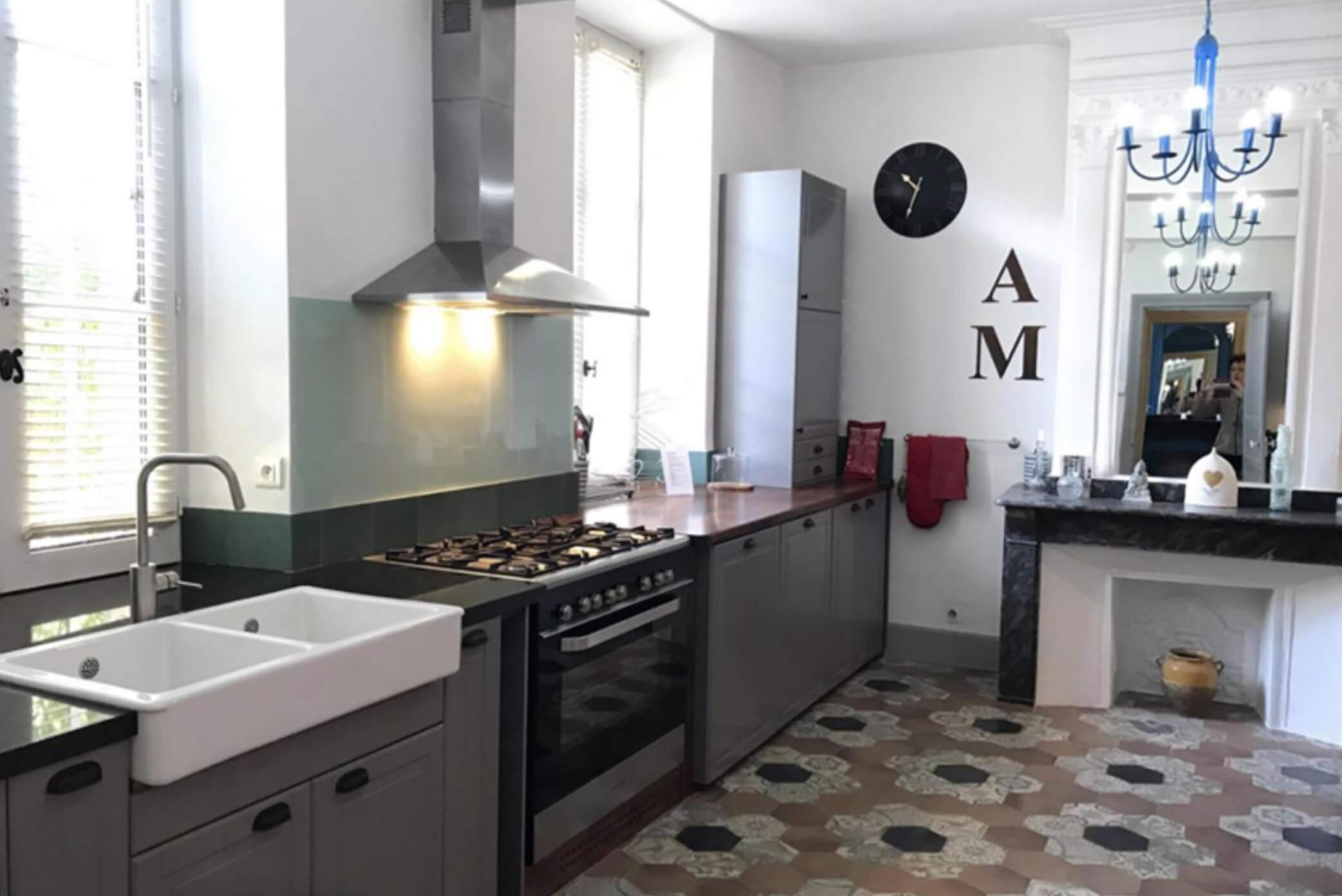 Kitchen Living spaces La Maison