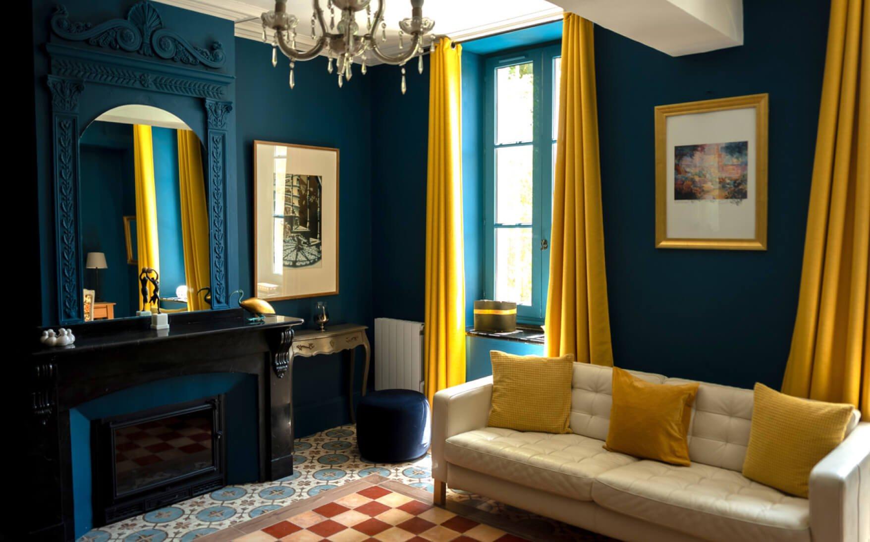 Lounge spaces La Maison