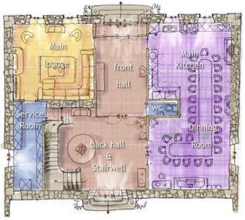 Building Plans La Maison