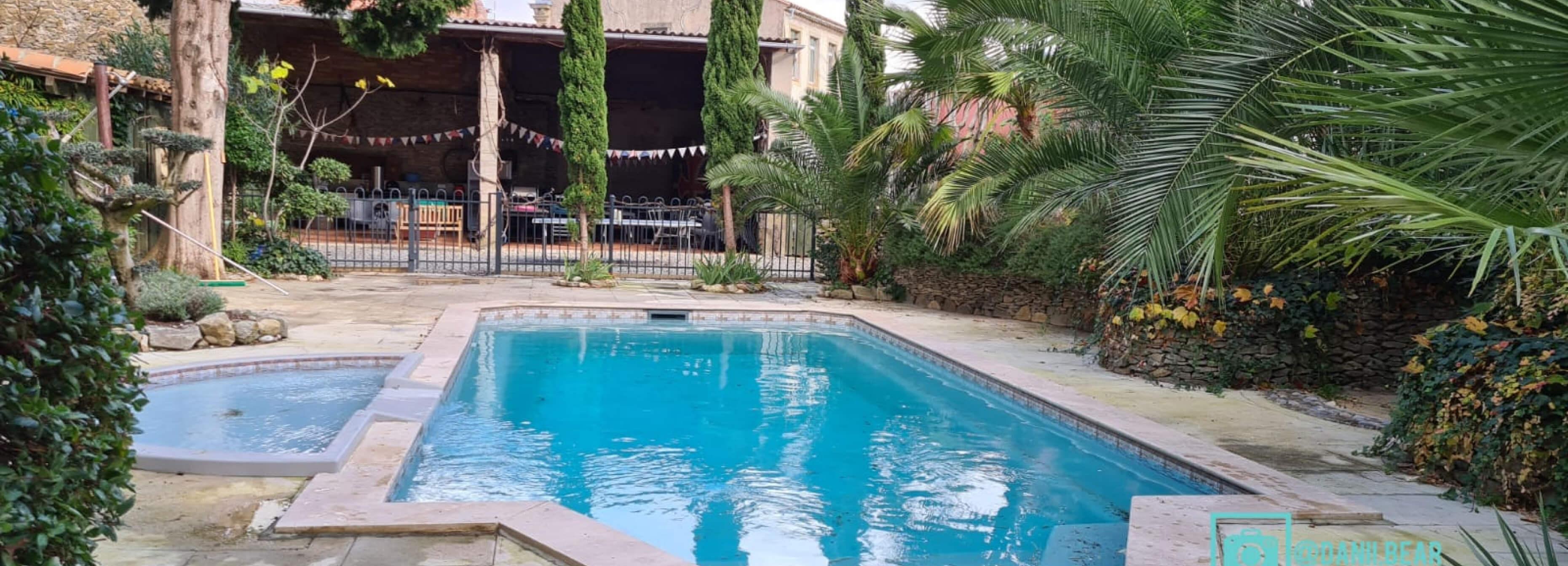 Pool La Maison