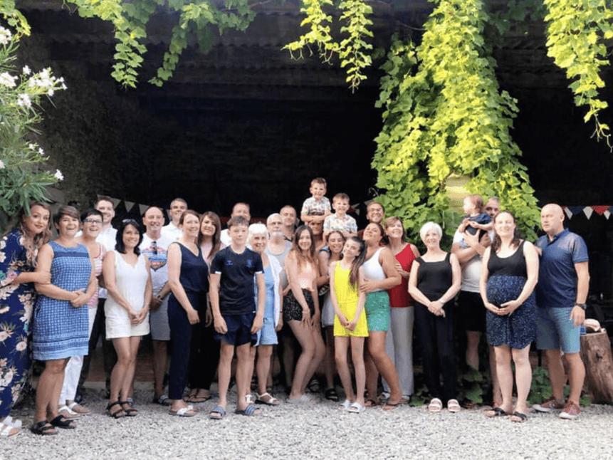 Group Pic La Maison